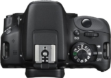 Canon EOS 100D SLR-Digitalkamera (18 Megapixel, 7,6 cm (3 Zoll) Touchscreen, Full HD, Live-View) nur Gehäuse - 1