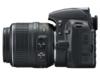 Nikon D3100 SLR-Digitalkamera (14 Megapixel, Live View, Full-HD-Videofunktion) Kit inkl. AF-S DX 18-55 VR Objektiv schwarz - 1