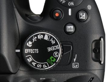 Nikon D5100 SLR-Digitalkamera (16 Megapixel, 7.5 cm (3 Zoll) schwenk- und drehbarer Monitor, Live-View, Full-HD-Videofunktion) Gehäuse - 7