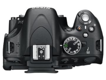 Nikon D5100 SLR-Digitalkamera (16 Megapixel, 7.5 cm (3 Zoll) schwenk- und drehbarer Monitor, Live-View, Full-HD-Videofunktion) Gehäuse - 8