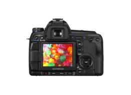 Olympus E-30 SLR-Digitalkamera (12 Megapixel, Live View, Bildstabilisator) Gehäuse - 1