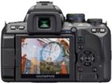 Olympus E-620 SLR-Digitalkamera (12,3 Megapixel, Bildstabilisator, Live View, Art Filter) Gehäuse - 1