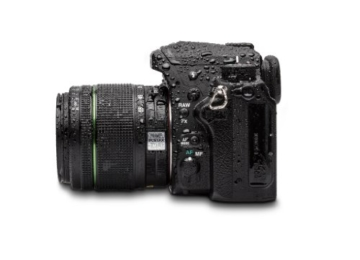 Pentax K-3 SLR-Digitalkamera (24 Megapixel, 8,1 cm (3,2 Zoll) LCD-Display, Live View, Full HD) inkl. DAL18-55 WR kit schwarz - 5