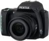 Pentax K-S1 SLR-Digitalkamera (20 Megapixel, 7,6 cm (3 Zoll) TFT Farb-LCD-Display, ultrakompaktes Gehäuse, Anti-Moiré-Funktion, Empfindlichkeit bis zu ISO 51200, Full-HD-Video, Wi-Fi, HDMI) Kit inkl. SMC DA 50 mm Objektiv (Lichtstärke 1,8) schwarz - 1