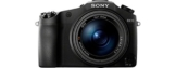 Sony DSC-RX10 Digitalkamera (20,2 Megapixel, 7,6 cm (3 Zoll) Display, BIONZ X, 1,4 Megapixel OLED Sucher, NFC) schwarz - 1
